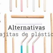Alternativas pajitas plastico