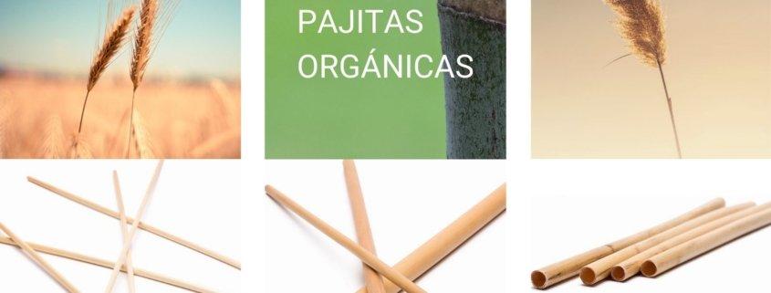 PAJITAS ORGANICAS